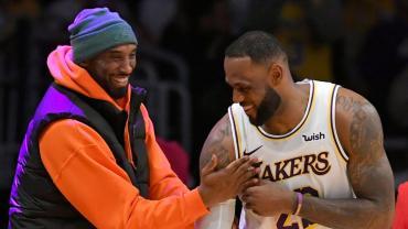 El conmovedor mensaje de Lebron James tras muerte de Kobe Bryant: