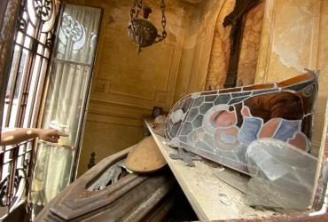 Profanación de tumbas en cementerio de Chacarita: abren cajones y roban pertenencias