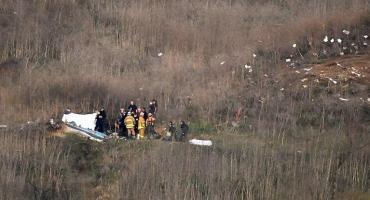 Un error del piloto del helicóptero provocó el accidente en el que murió Kobe Bryant