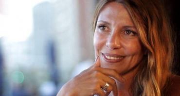 Mónica Ayos no dejó nada a la imaginación con sensual foto playera