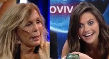 La sorpresa de Jujuy Jiménez cuando Pata Villanueva confesó besar a Del Potro