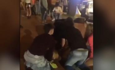 Crimen en Villa Gesell: así intentaron reanimar a Fernando tras el ataque de los rugbiers