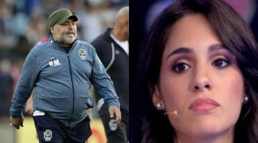 Magalí, la sexta hija de Maradona: