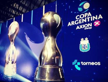 Copa Argentina: se dieron a conocer los primeros partidos de este 2021