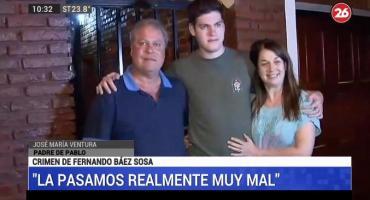 Padre de Pablo Ventura: