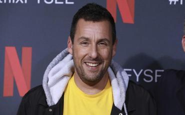 Adam Sandler extendió su contrato y protagonizará cuatro nuevas películas de Netflix