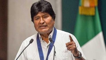 Los detalles de la acusación contra Evo Morales por terrorismo