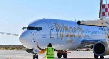 Avión de Flybondi aterrizó de emergencia por falla en uno de sus motores