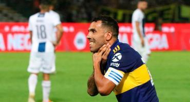Boca le ganó a Talleres y sigue de cerca a River en la Superliga