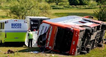Tragedia en Ruta 2: Gobierno definirá si avala los micros de doble piso