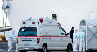 Coronavirus: confirman que un argentino contrajo la enfermedad a bordo de crucero en Japón