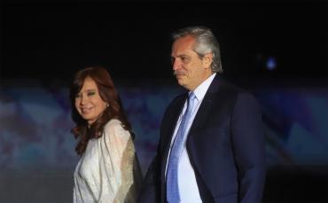 Tras dichos de directora del FMI, Alberto Fernández respaldó a Cristina por quita de deuda