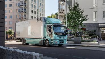 Así funcionarán los camiones eléctricos del futuro