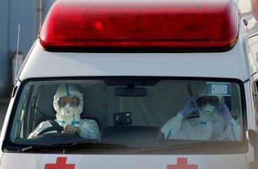 """Coronavirus: """"Le dieron cama en el hospital tres horas antes de que se muriera"""""""