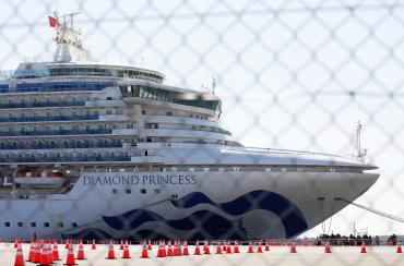 El Coronavirus pone en jaque a los cruceros: