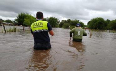 Inundaciones en Tucumán: hay localidades aisladas y evacuados