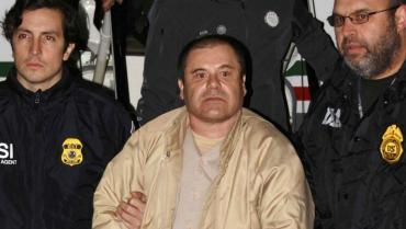 El curioso trabajo que encontró el Chapo Guzmán en la cárcel
