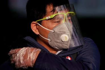 Coronavirus: cifras de contagios bajan en Wuhan, el epicentro de la epidemia