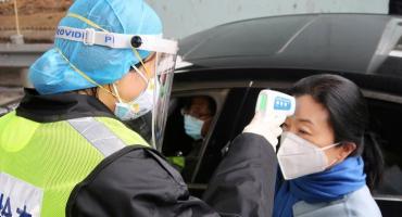 Coronavirus en China: en un sólo día se registraron 242 muertes y 15.000 nuevos infectados