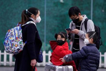 Coronavirus: Rusia decidió prohibir la entrada a ciudadanos chinos