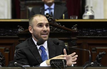 """Ante ministros del G20, Guzmán pidió """"cooperación"""" para restablecer """"sostenibilidad"""" de deuda"""