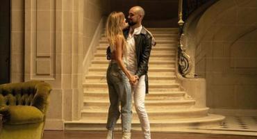 Abel Pintos le dedicó un apasionado mensaje a su novia por el Día de los Enamorados