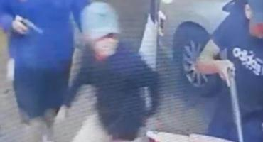 Violento robo en San Justo: apuntaron en la cabeza con escopeta recortada por una moto