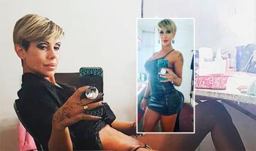 Mónica Farro sube la sensación térmica en Instagram: foto hot en cama solar