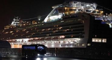 Japón: al menos 40 norteamericanos están infectados con coronavirus en el crucero