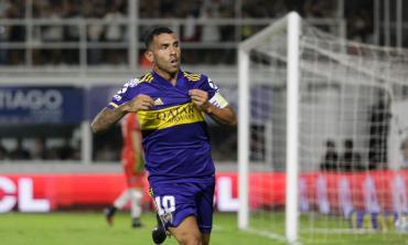 Boca goleó a Central Córdoba, sigue escolta de River y no se baja de la lucha
