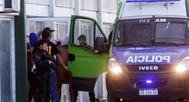 Crimen en Gesell: expectativa por si confirman prisión preventiva de rugbiers o domiciliaria