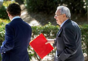 Suiza confirmó que la familia de Morodo, ex embajador de España en Venezuela, tiene cuentas millonarias
