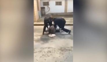 Coronavirus: videos de brutales detenciones en China por no usar barbijo
