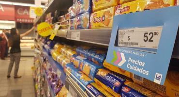 Precios Cuidados: con canasta de 59 productos, Gobierno sumó a mayoristas