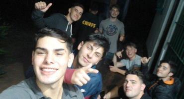 Crimen en Gesell: filtran selfie de los rugbiers sonrientes luego de matar a Fernando