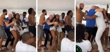 Polémica en redes por videos de Guillermo Coppola de fiesta en Ibiza