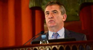 Impugnan designación de Sergio Urribarri como embajador ante Israel