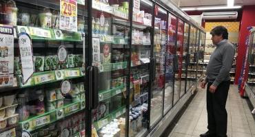 El consumo no levanta: en enero sufrió una caída del 4%