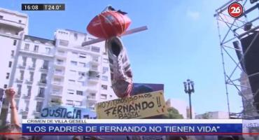 Justicia por Fernando:
