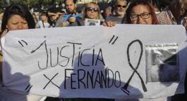 Los ejes de la marcha por Fernando: pedido de justicia y prisión perpetua para los rugbiers