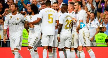 La Liga española se juega por Telecentro 4K: Levante vs Real Madrid, en Alta Definición
