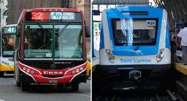 El Gobierno anunció que el transporte aumentará hasta 10% a partir de mayo