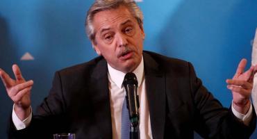 """Alberto Fernández ahora dijo que no habrá aumentos de tarifas y les pidió """"prudencia"""" a los gremios en las paritarias"""