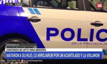 Horror en Puerto Deseado: