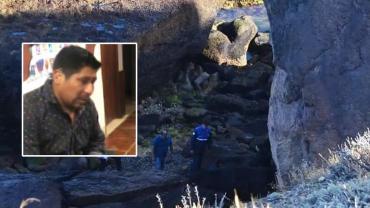 """Horror en Puerto Deseado: """"Mi mujer solo repite 'mi bebé'"""", dijo esposo y padre de víctimas"""