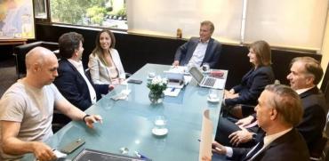 En reunión con mesa del PRO, Macri pidió endurecer rechazo a reforma judicial del Gobierno