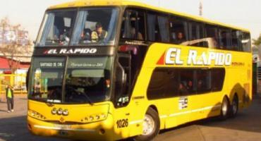Chile: mendocina murió por enfermedad fulminante y buscan 41 pasajeros que iban con ella en el micro