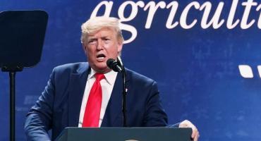 Trump critió el Oscar a Parasite: