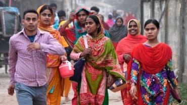 Bangladesh: del borde del desastre a superar a China en crecimiento económico