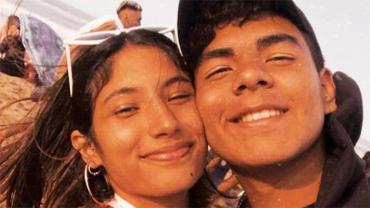 El enojo de la novia de Fernando Báez Sosa por un meme que se viralizó en las redes
